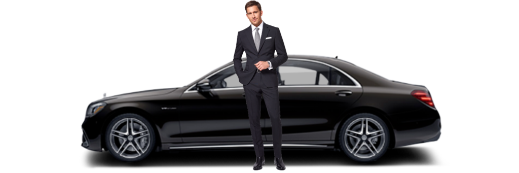 hire this business executive mercedes s class limo in black for limousine services in basel