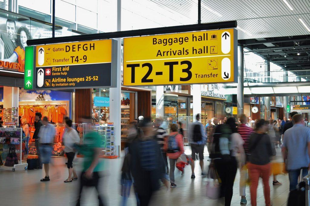 euroairport basel arrival