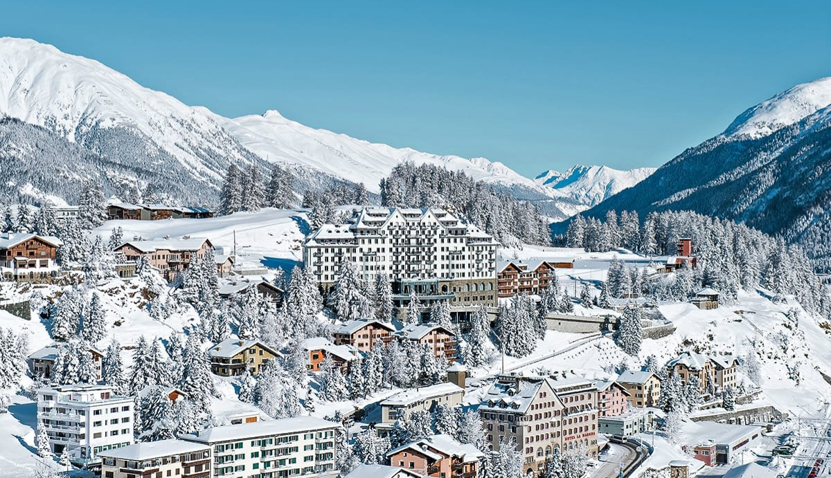 You are currently viewing How to Travel from Zurich Airport to St. Moritz